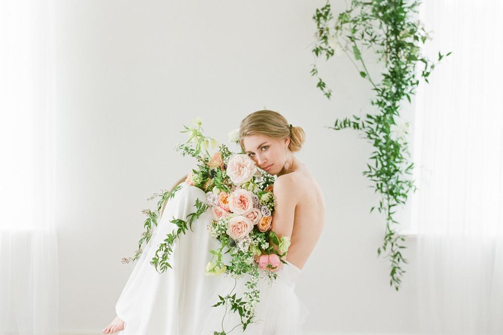 bruidskapsel bruidsmakeup