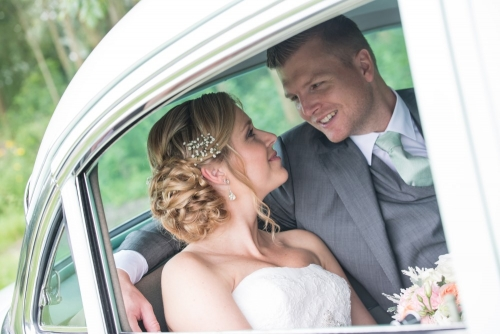 bruidskapsel en bruidsvisagie