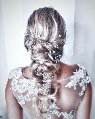 bruidskapsel Ulyana Aster